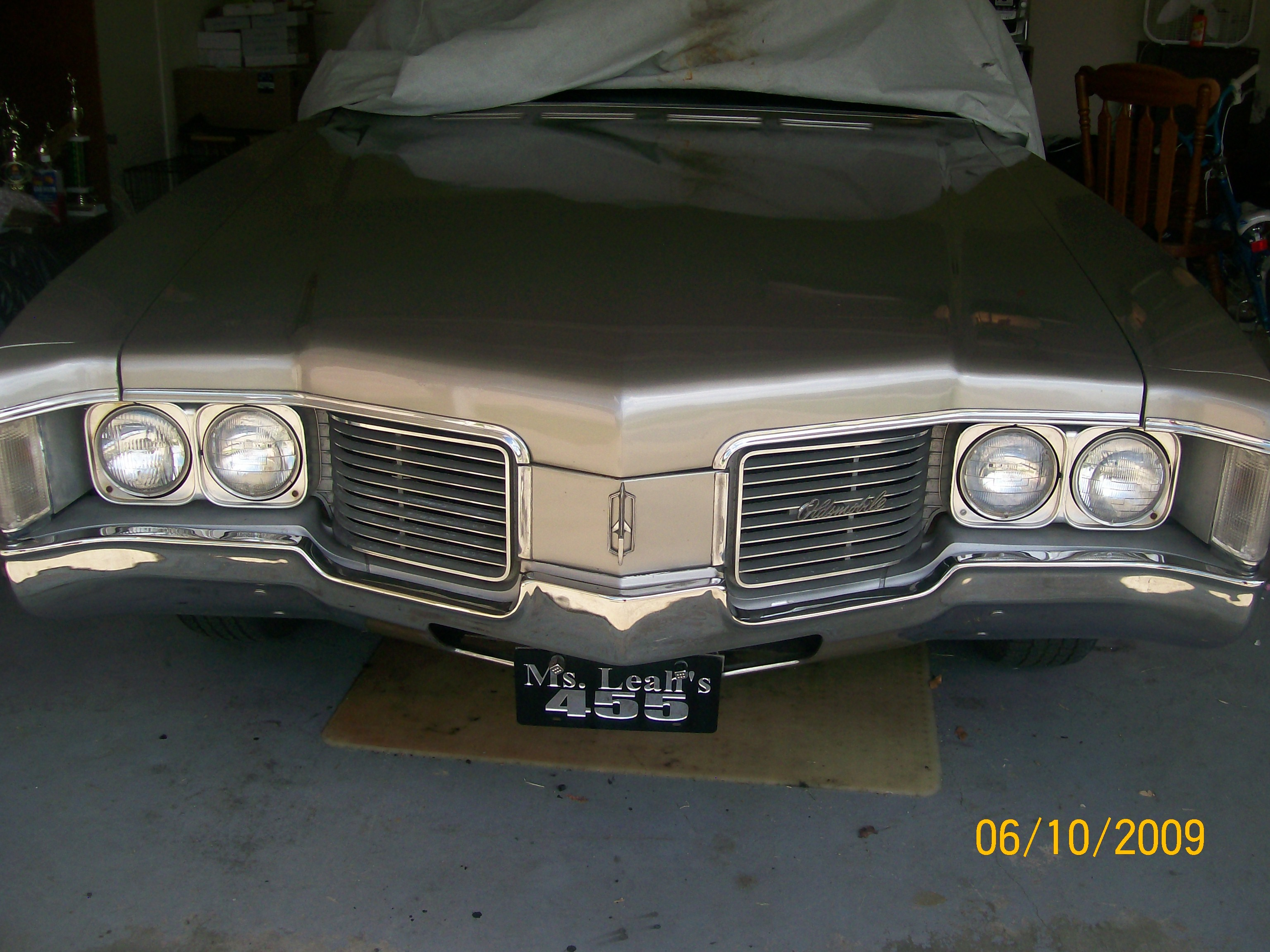 Another Ms455 1968 Oldsmobile Delta 88 post... - 13200815