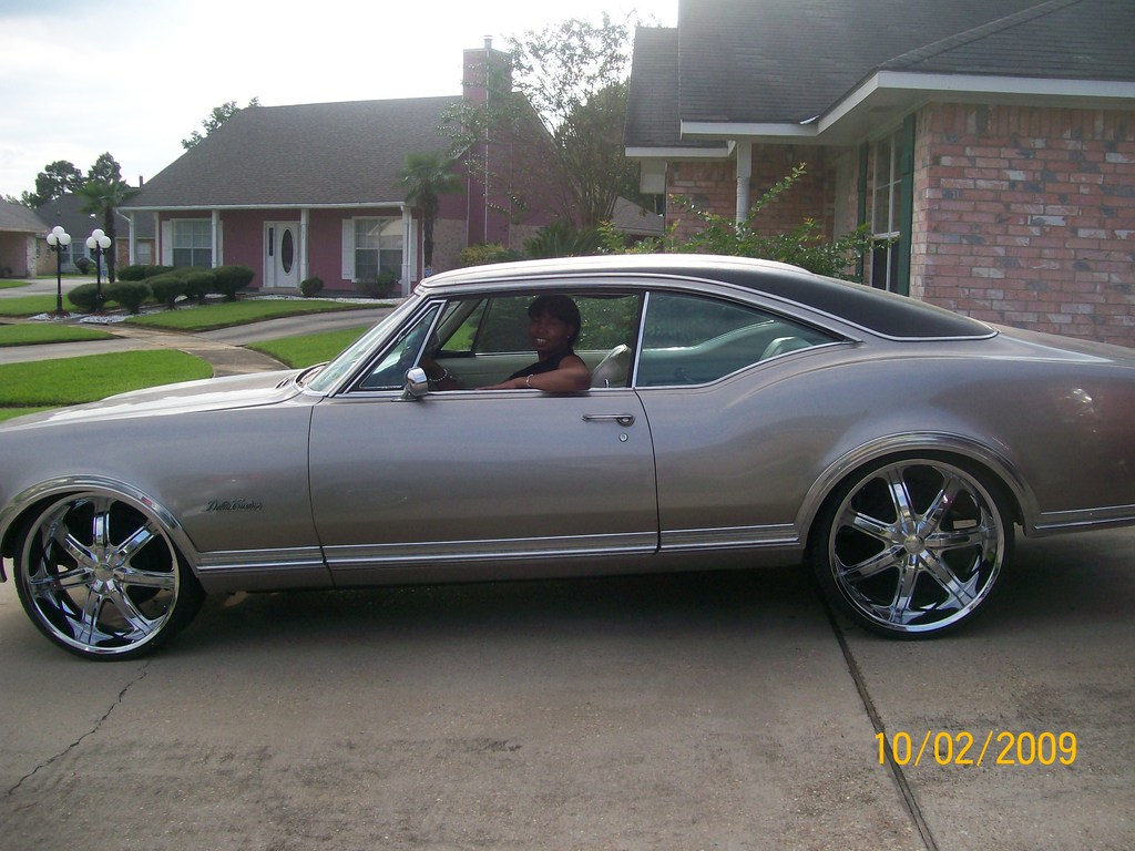 Another Ms455 1968 Oldsmobile Delta 88 post... - 13200845