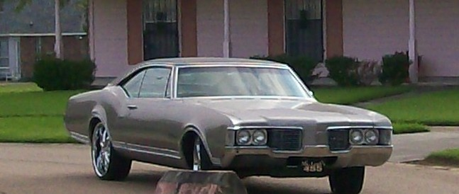 Another Ms455 1968 Oldsmobile Delta 88 post... - 13200852