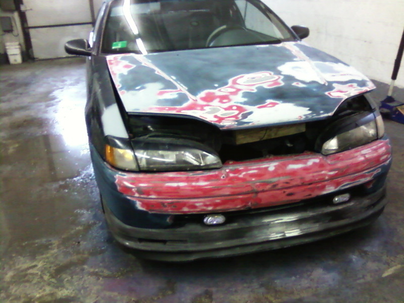 Another Articleunmake 1992 Toyota Paseo post... - 13203200