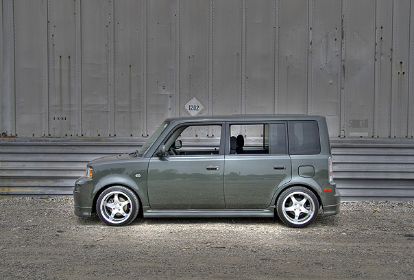 p5sevsev 2006 Scion xB 13204049