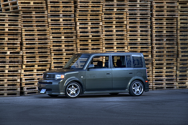 p5sevsev 2006 Scion xB 13204051