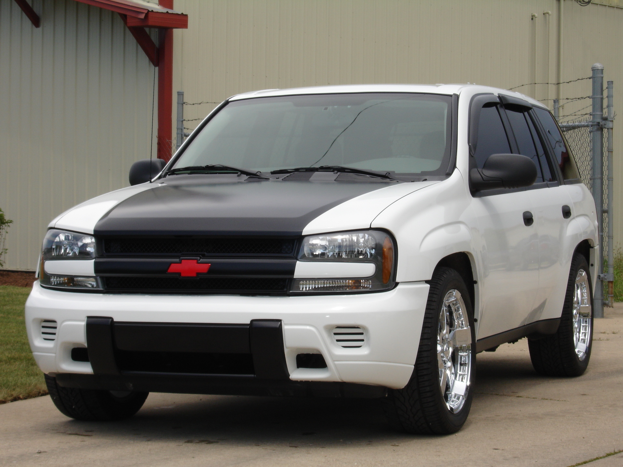 Jnlautocraft 2001 Chevrolet Trailblazer Specs Photos