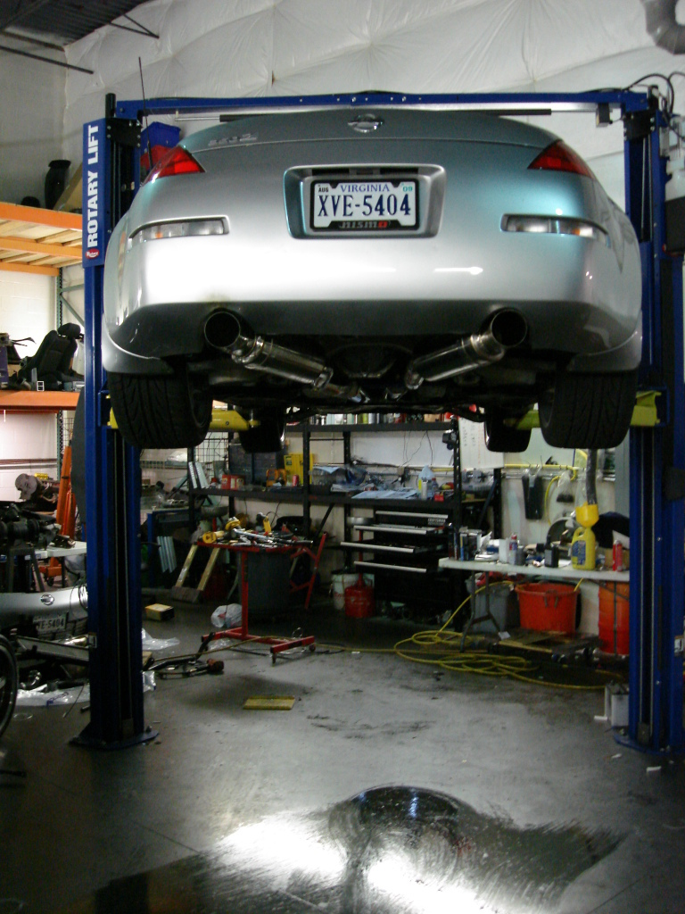 Another Built2fast 2003 Nissan 350Z post... - 13255544