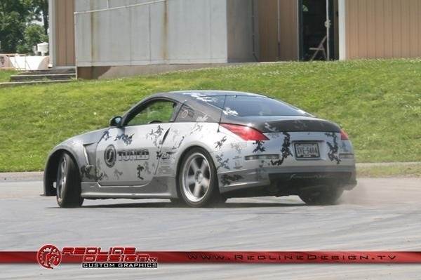 Another Built2fast 2003 Nissan 350Z post... - 13255554