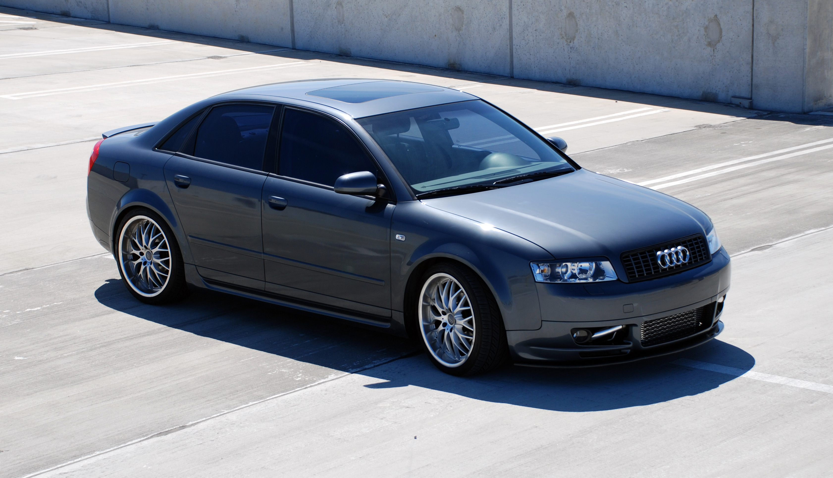tunerculture 2003 audi a4 specs photos modification info. Black Bedroom Furniture Sets. Home Design Ideas