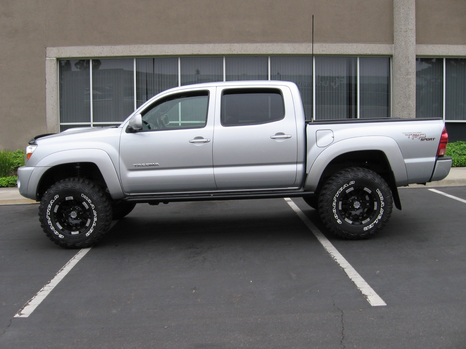 4x4trd 2007 Toyota Tacoma Double Cab Specs Photos