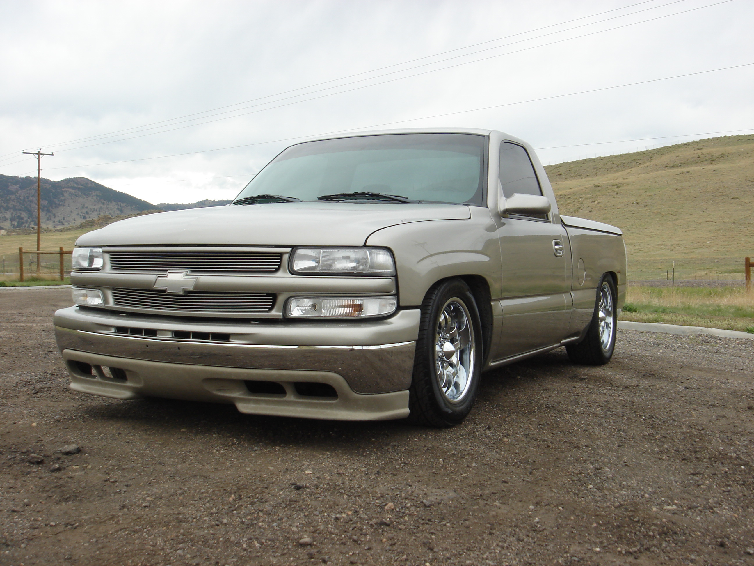 shiftysooner 2000 chevrolet silverado 1500 regular cab specs photos modification info at cardomain. Black Bedroom Furniture Sets. Home Design Ideas