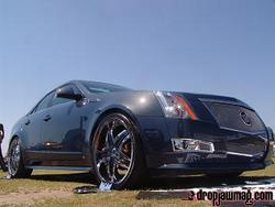 tsmith1s 2009 Cadillac CTS