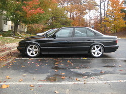 thesixerkids 1990 BMW 5 Series