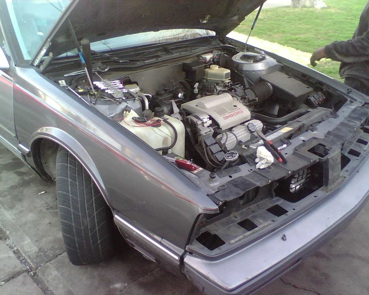 Another calboy510 1990 Oldsmobile Touring Sedan post... - 13206689