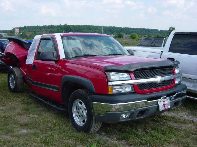 raging ford boy 2004 chevrolet silverado 1500 extended cab. Black Bedroom Furniture Sets. Home Design Ideas