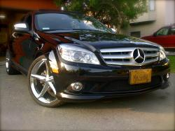 i14it2 2008 Mercedes-Benz C-Class