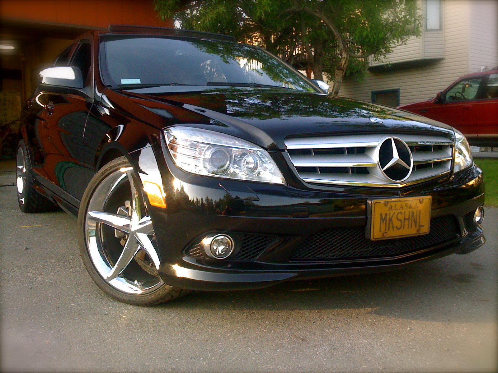 i14it2's 2008 Mercedes-Benz C-Class