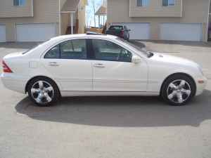 i14it2 2008 Mercedes-Benz C-Class 13207922