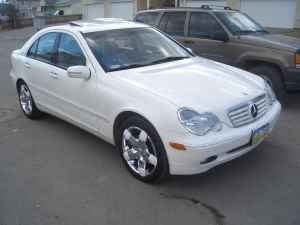 i14it2 2008 Mercedes-Benz C-Class 13207923