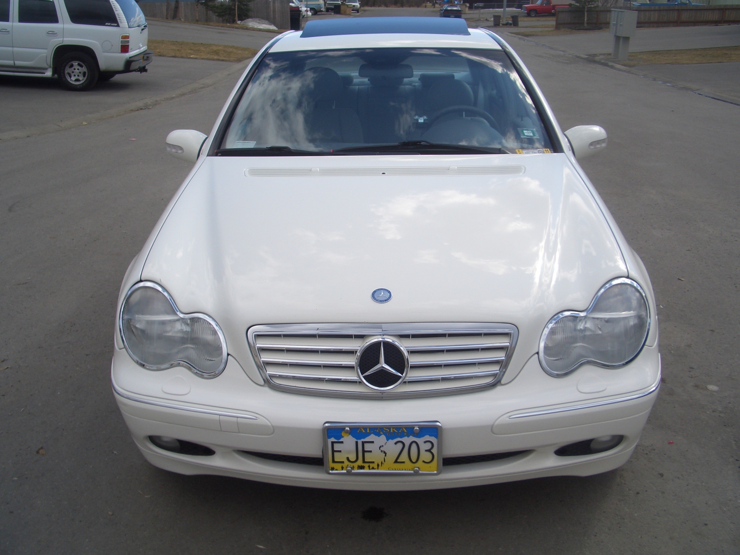i14it2 2008 Mercedes-Benz C-Class 13207929