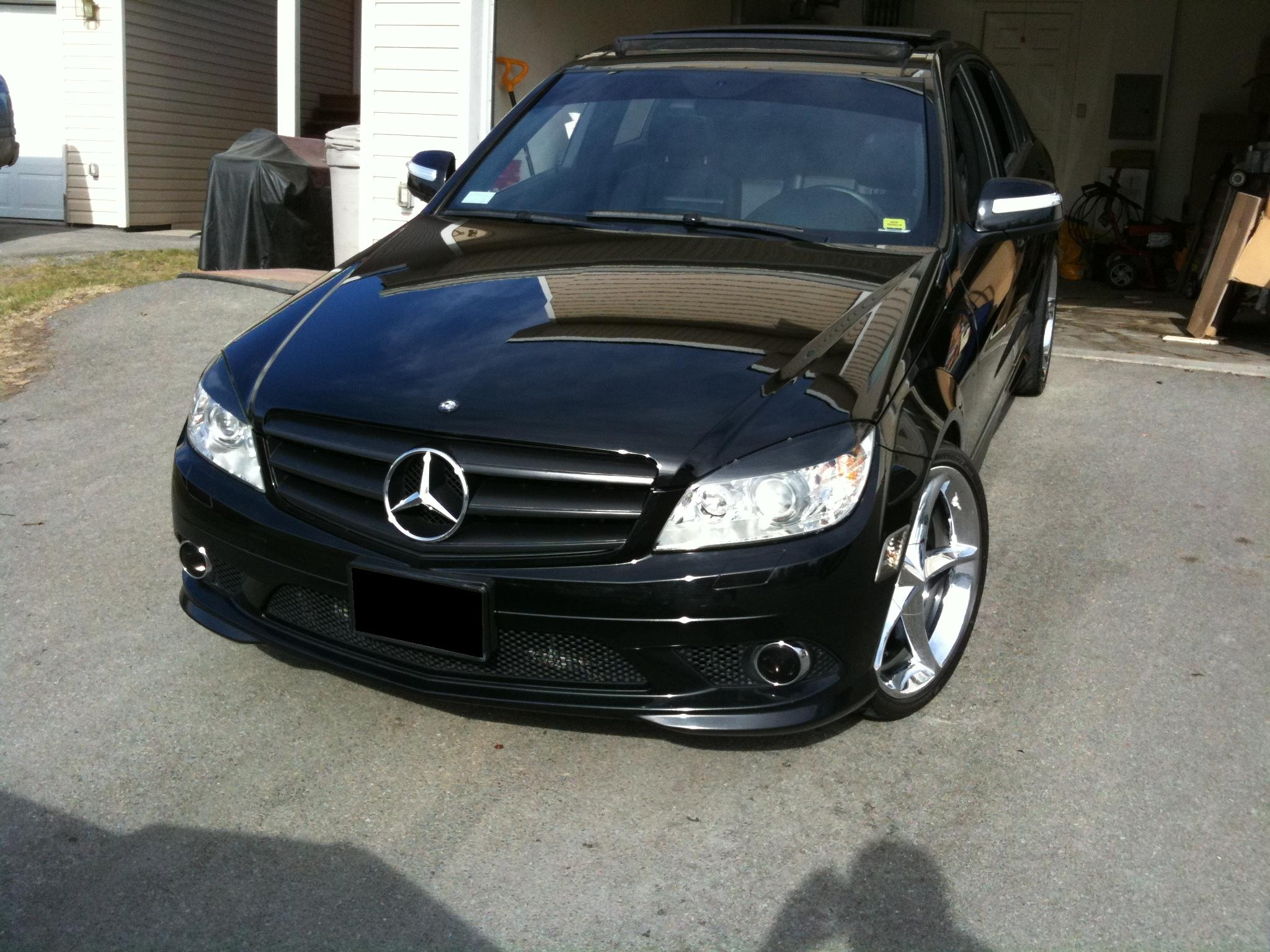 I14it2 2008 Mercedes Benz C Class Specs Photos