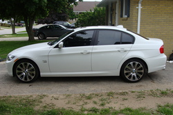 Duswea 2009 BMW 3 Series