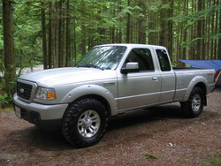 darkduck2582s 2009 Ford Ranger Regular Cab