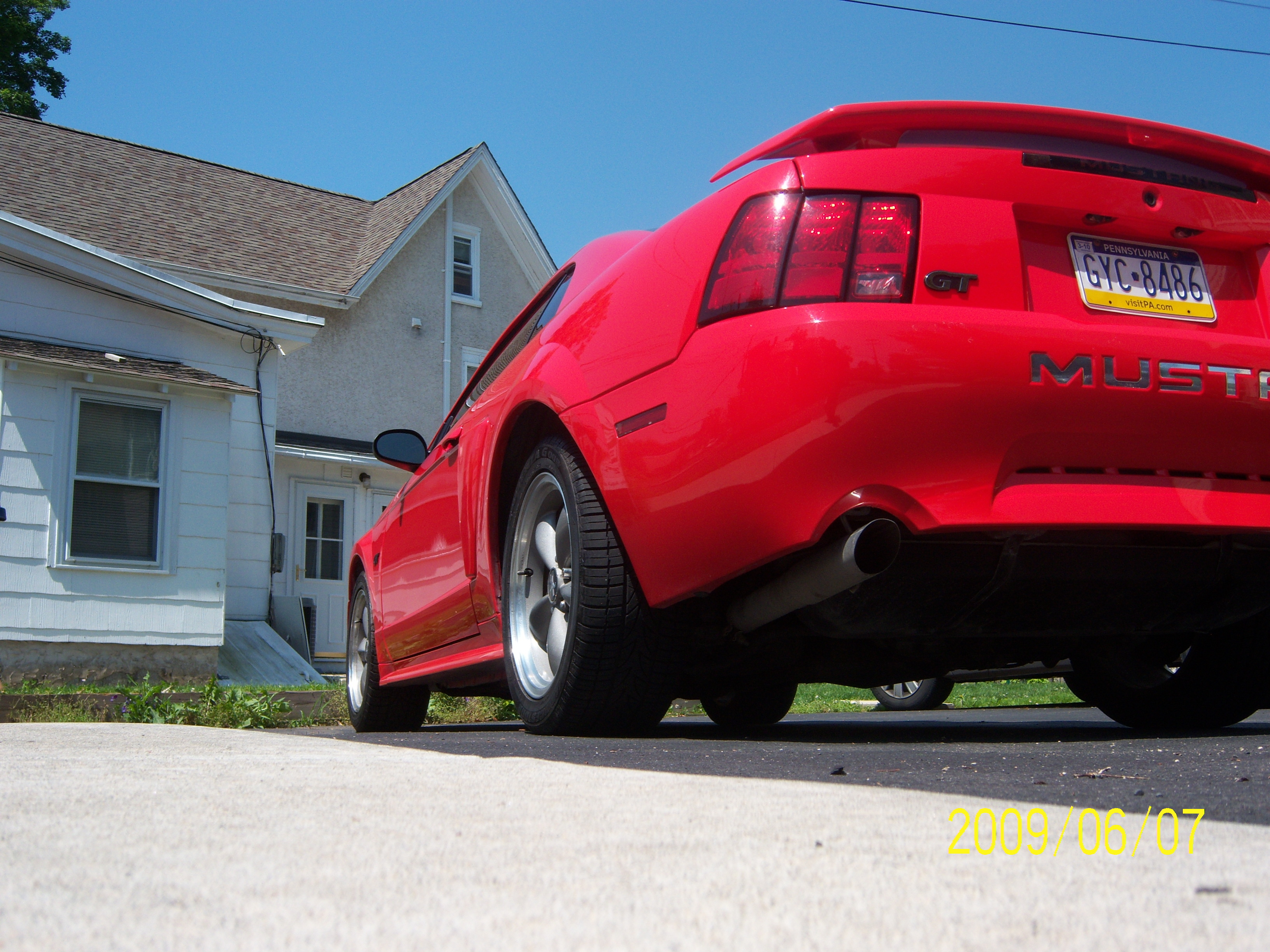 Another jarroyo717 2001 Ford Mustang post... - 13209031