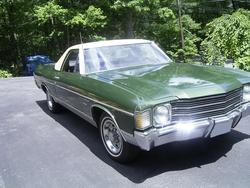 BigGreg90s 1972 Chevrolet El Camino