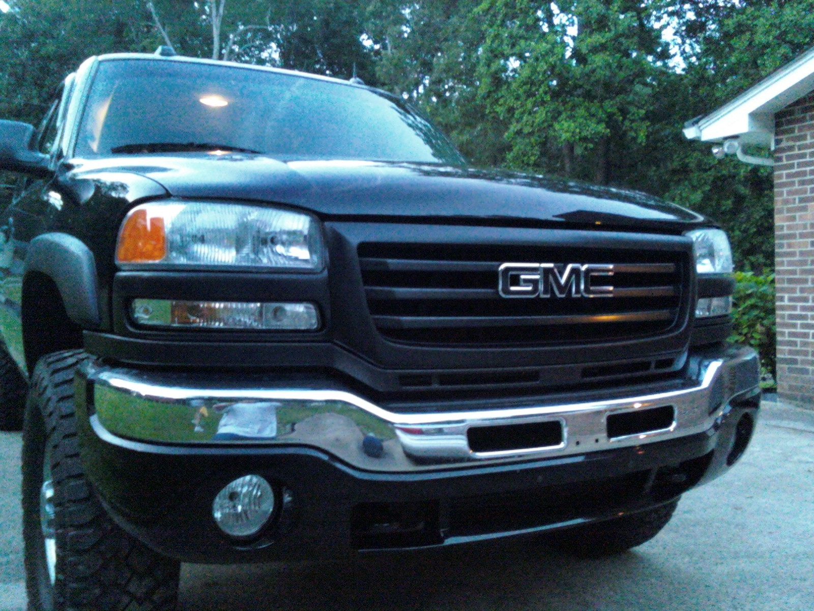 Thebigredz71 2004 Gmc 2500 Hd Extended Cab Specs Photos