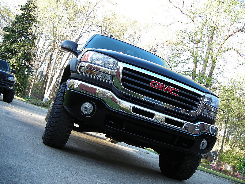 Another TheBigRedZ71 2004 GMC 2500 HD Extended Cab post... - 13477763
