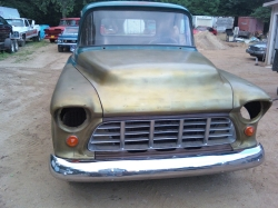 zoldcarsntruckss 1955 Chevrolet 3100