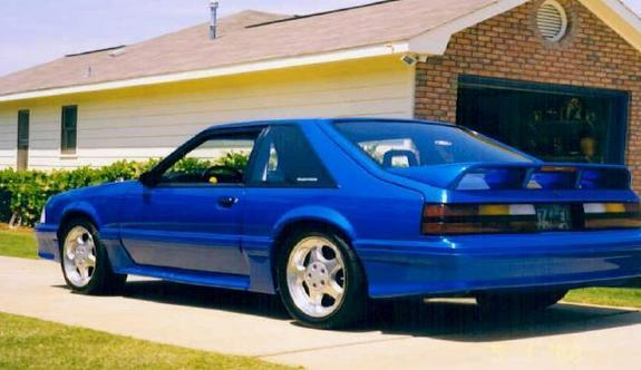 Mike86GT 1993 Ford Mustang 13210411