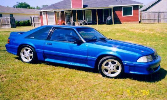 Mike86GT 1993 Ford Mustang 13210412