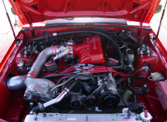 Mike86GT 1993 Ford Mustang 13210420