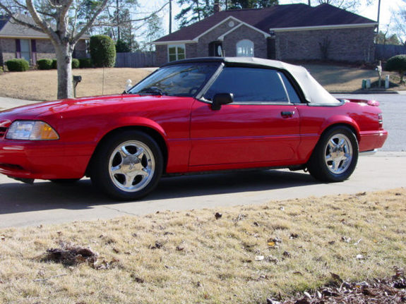 Mike86GT 1993 Ford Mustang 13210421