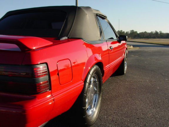 Mike86GT 1993 Ford Mustang 13210422