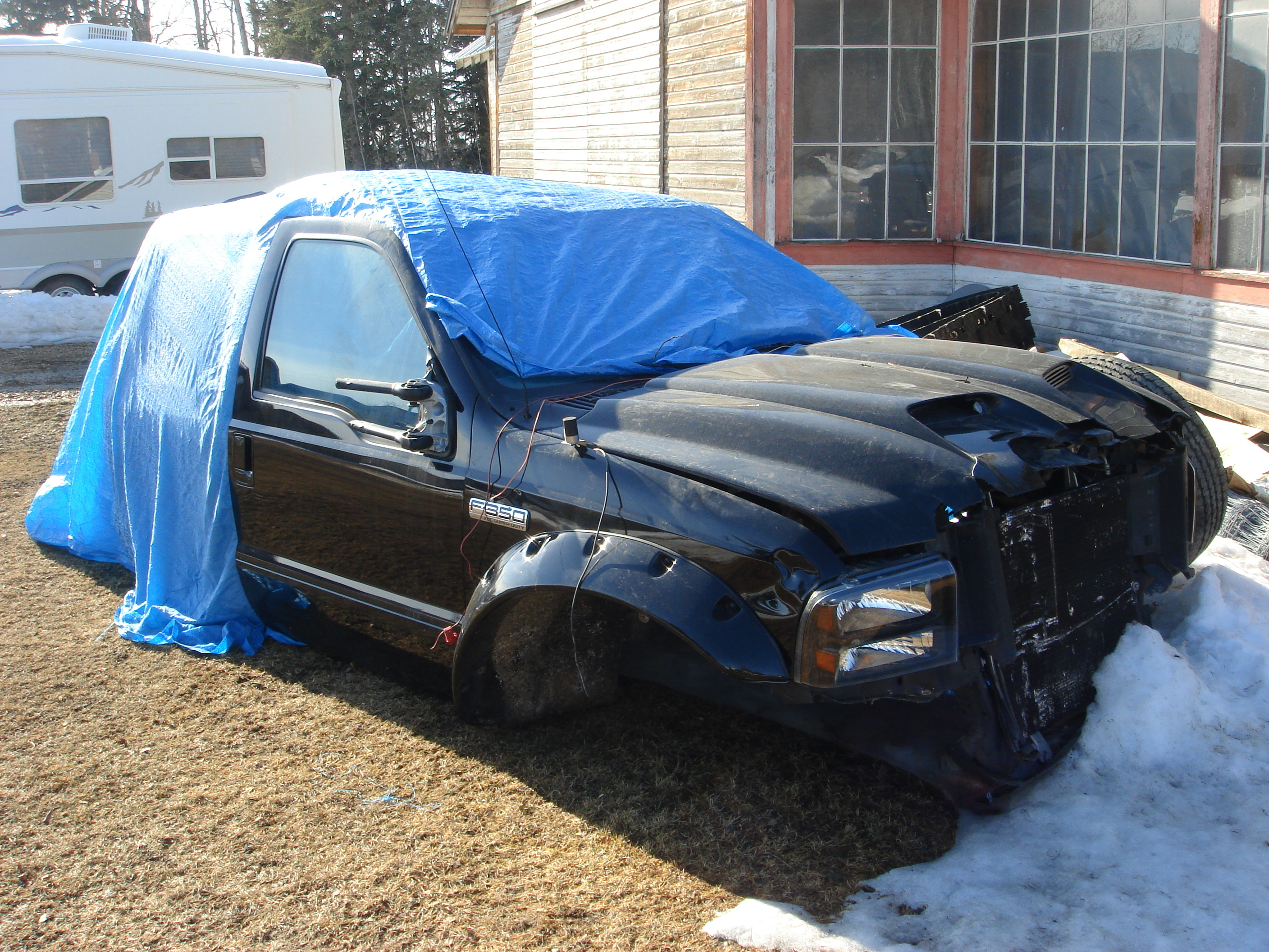 Another BGYNTZ 2005 Ford Excursion post... - 13210203