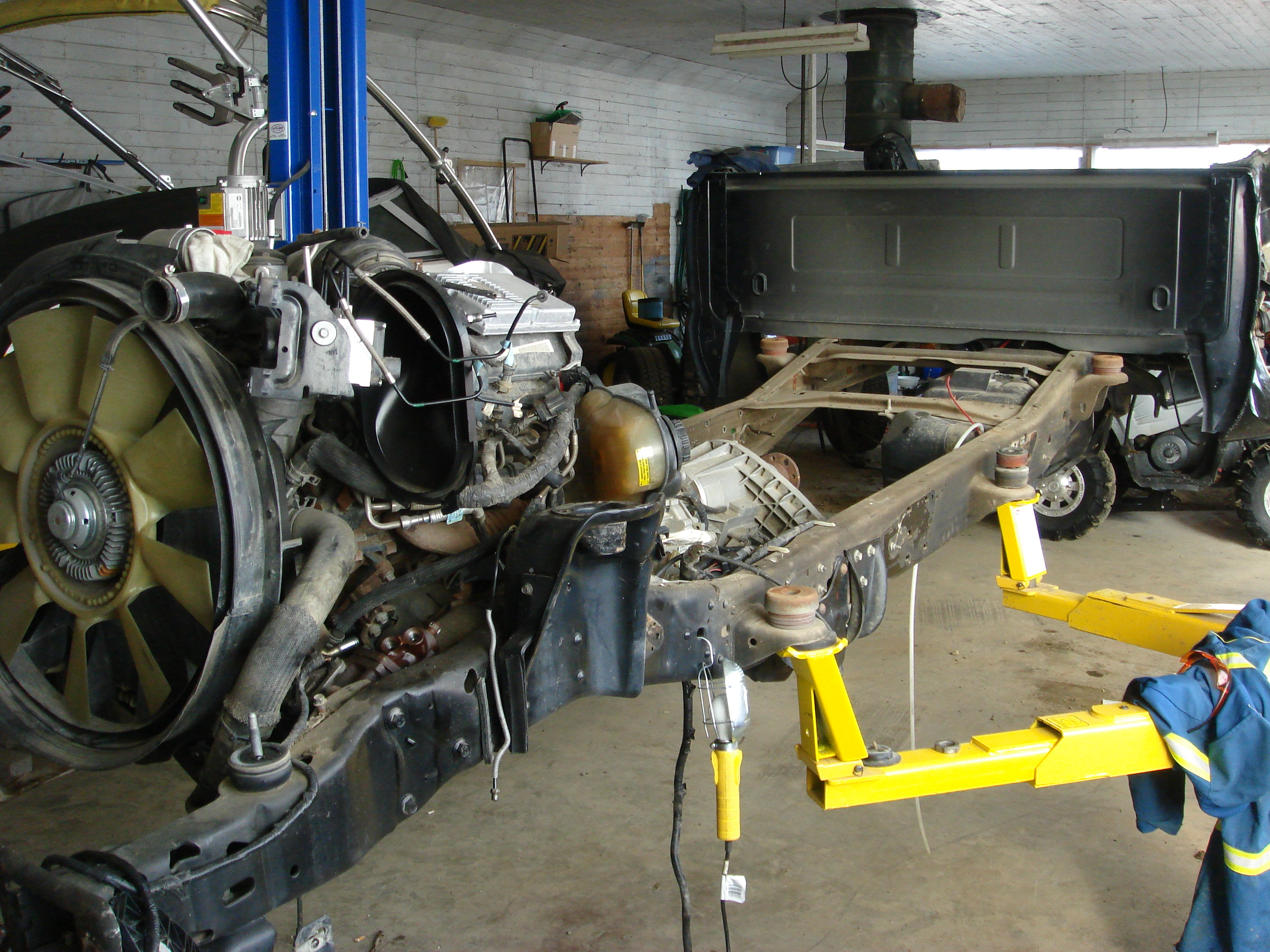Another BGYNTZ 2005 Ford Excursion post... - 13210204
