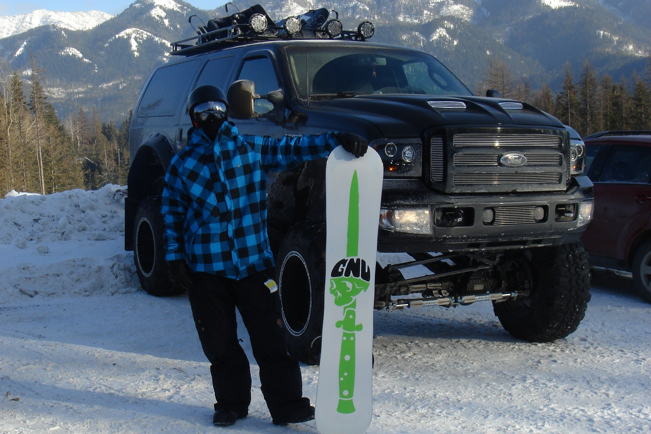 Another BGYNTZ 2005 Ford Excursion post... - 13210336