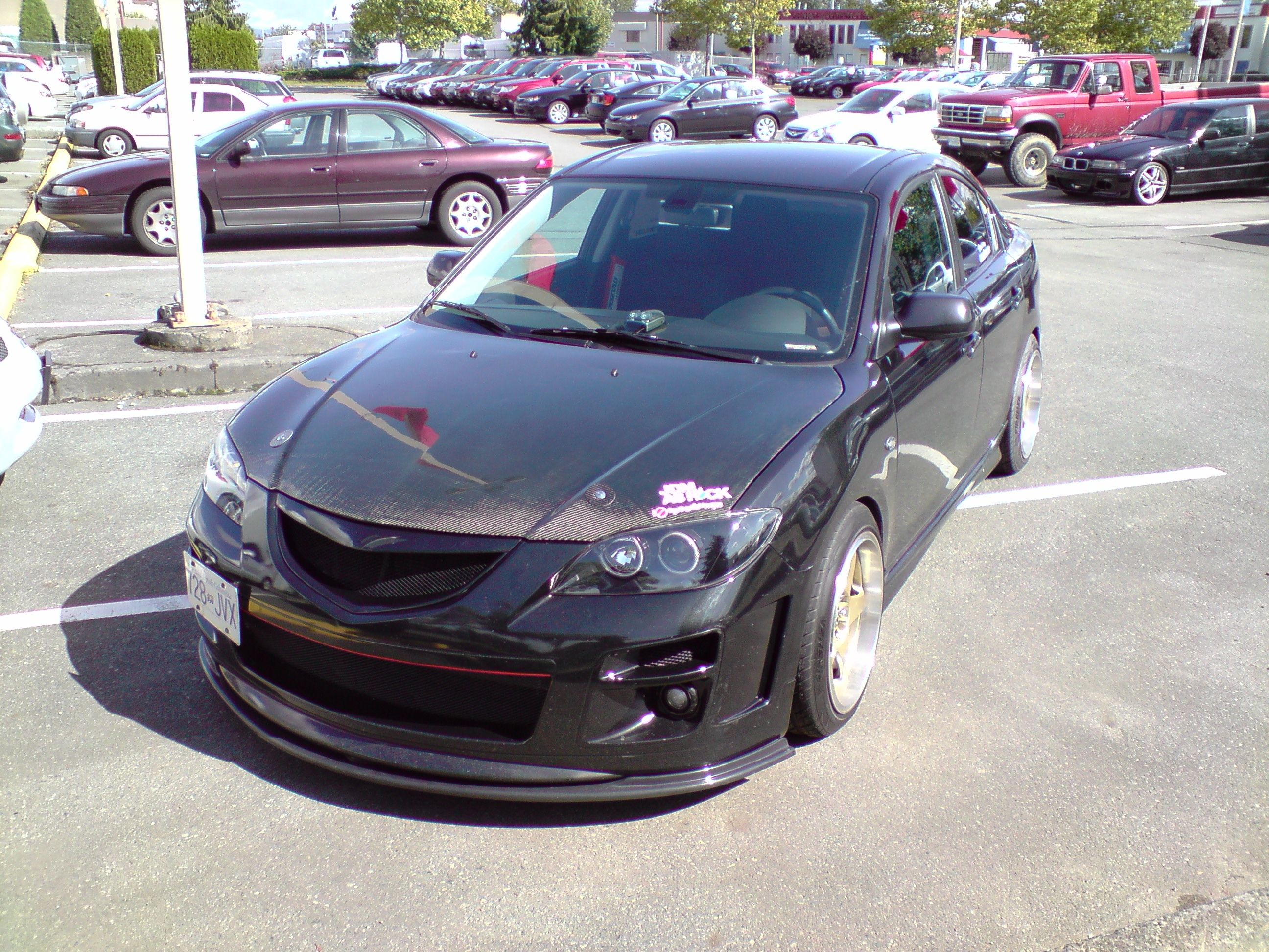 Another Evolutionian 2006 Mazda MAZDA3 post... - 13210596