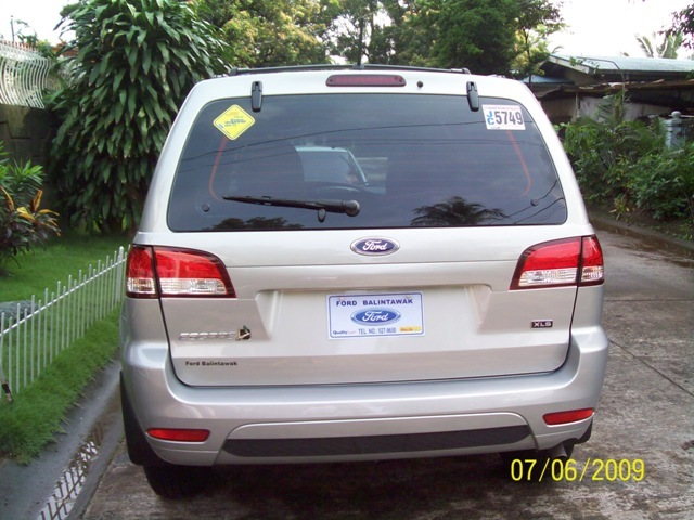 leoamadeus's 2009 Ford Escape