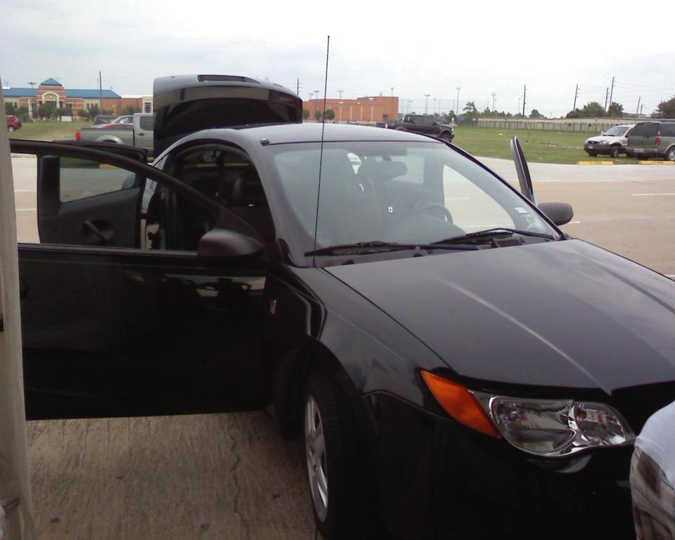 HOUSTON_TX's 2007 Saturn Ion