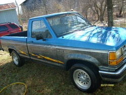 gadd85s 1991 Ford Ranger Regular Cab