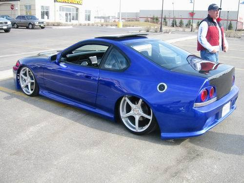 LongWong 1996 Honda Prelude Specs, Photos, Modification Info at CarDomain