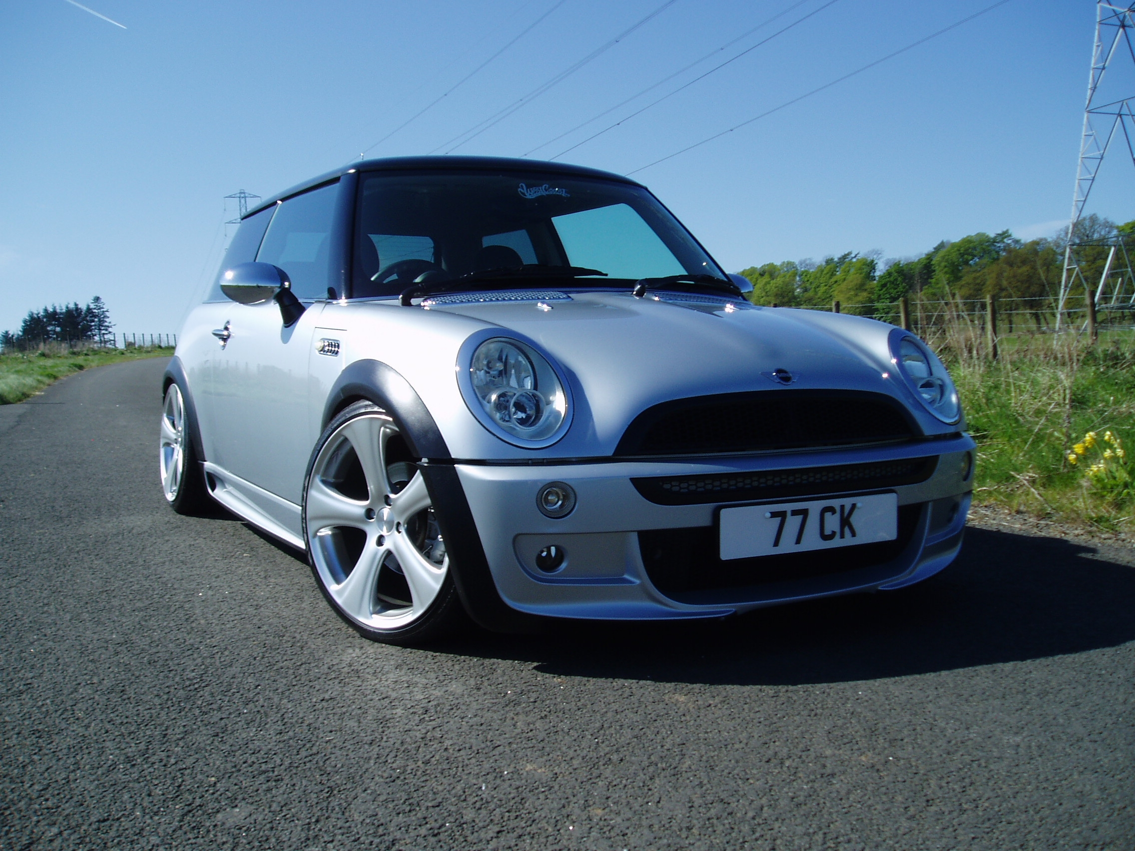 cooper chris 2006 mini cooper specs photos modification info at cardomain. Black Bedroom Furniture Sets. Home Design Ideas