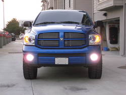 BlueFLDevils 2008 Dodge Ram 1500 Regular Cab
