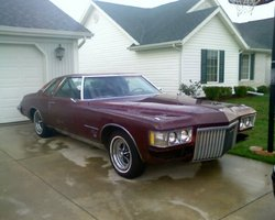 RivieraGS-C10 1974 Buick Riviera