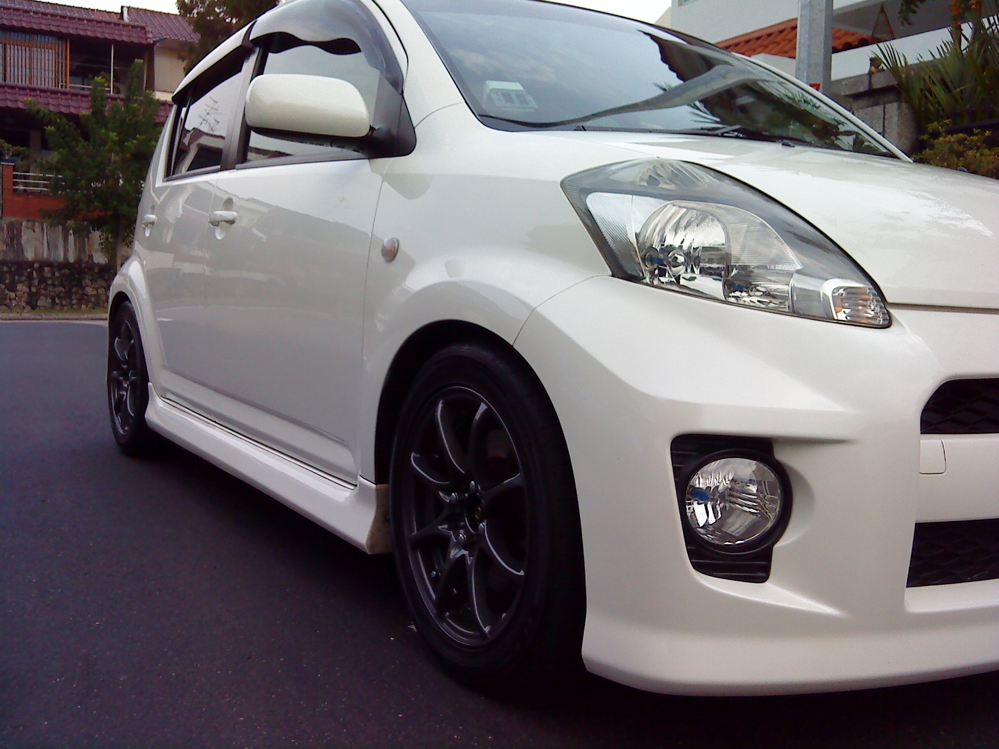 Another route 2006 Daihatsu Sirion post... - 13214126