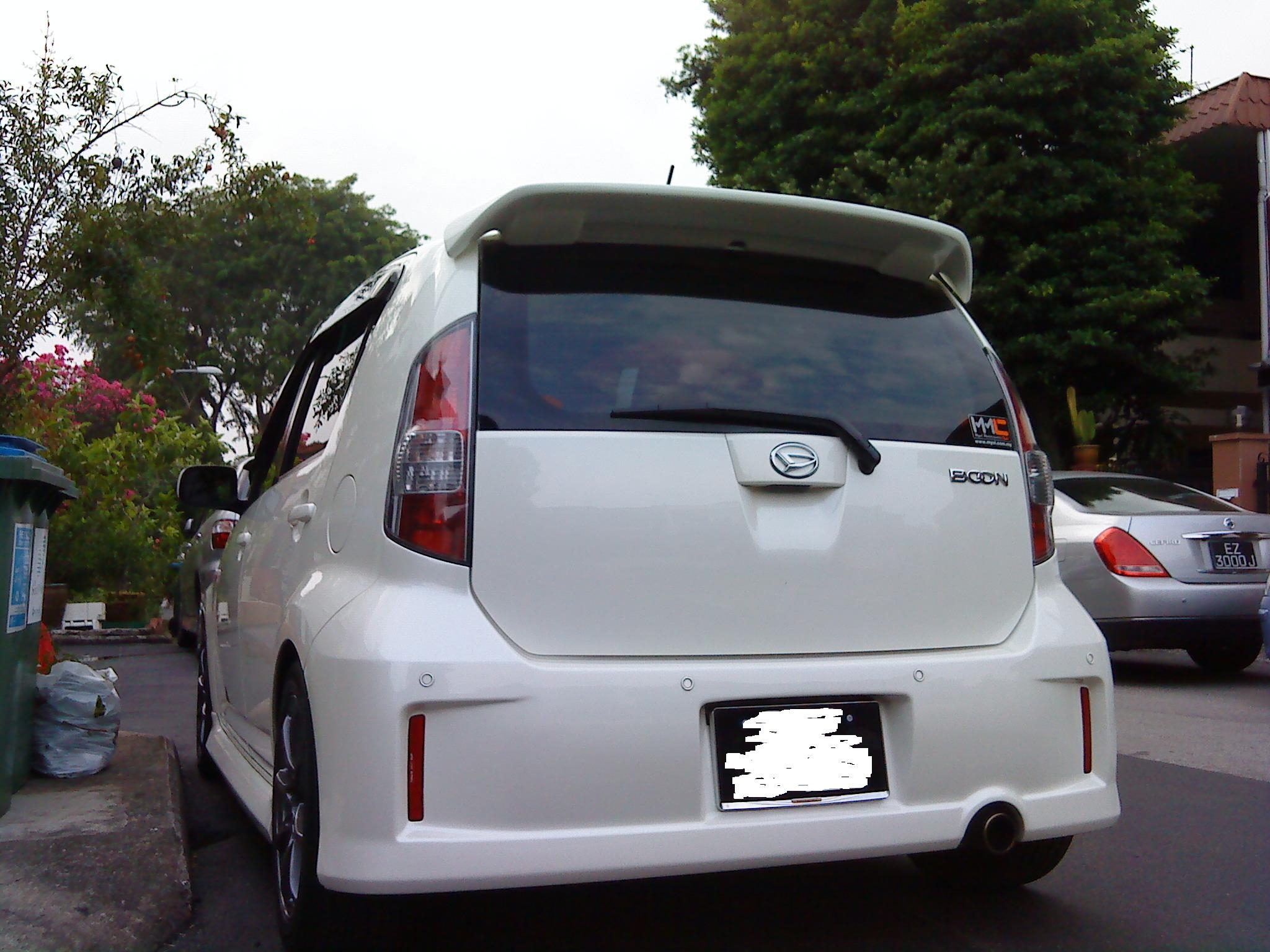 Another route 2006 Daihatsu Sirion post... - 13214127