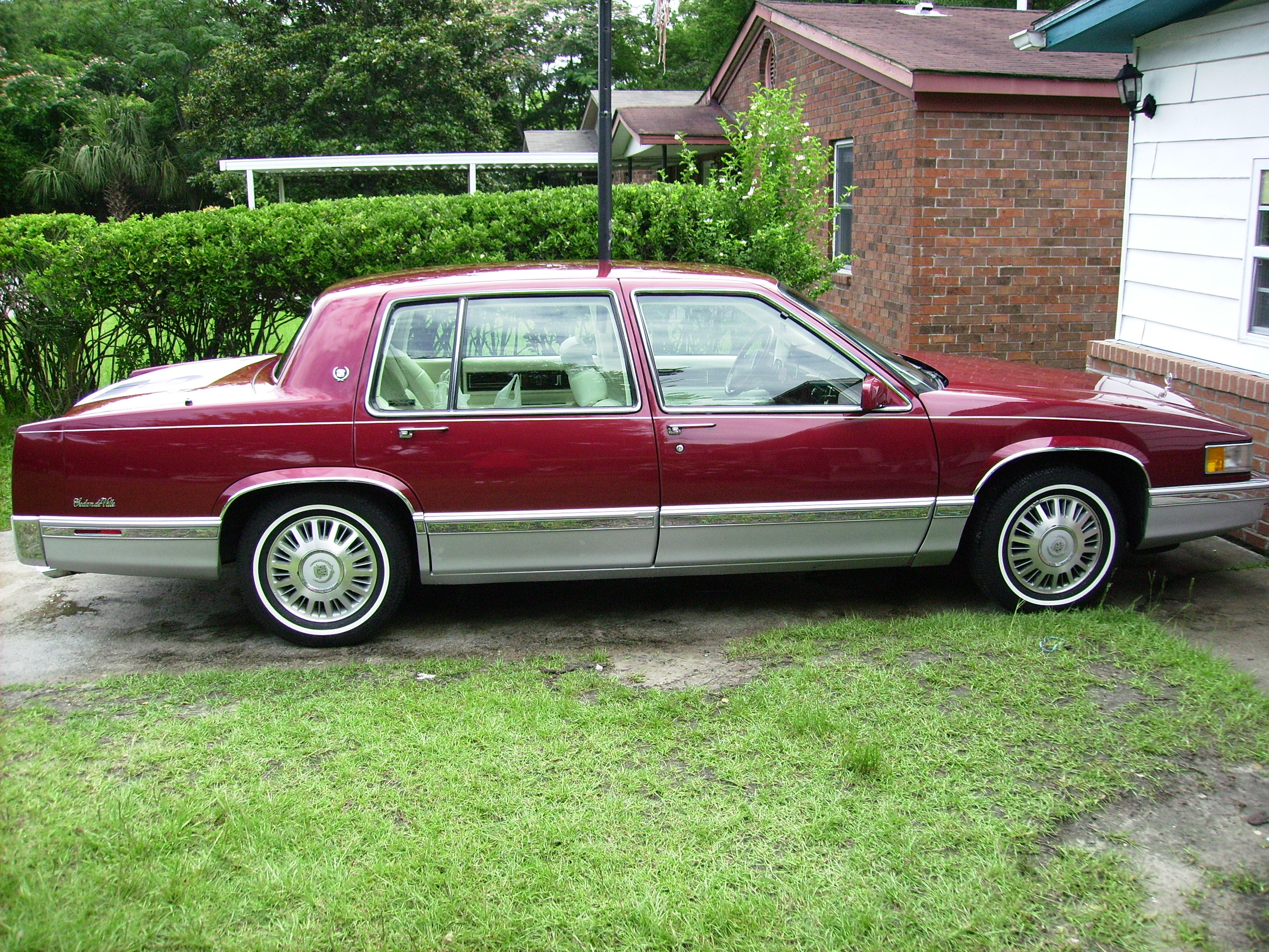 antonio79 1992 cadillac deville specs photos. Cars Review. Best American Auto & Cars Review