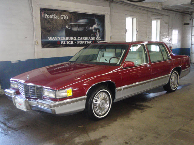 antonio79 1992 cadillac deville specs  photos  modification info at cardomain