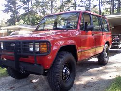 spdaredevil1063s 1991 Isuzu Trooper